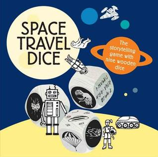 Space Travel Dice Hannah Waldron