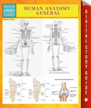 Human Anatomy General Speedy Study Guides Speedy Publishing