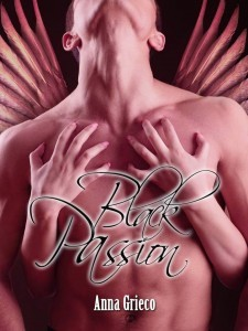 Black Passion [Red Passion Saga #3] Anna Grieco