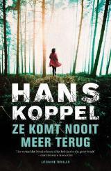 Ze komt nooit meer terug Hans Koppel