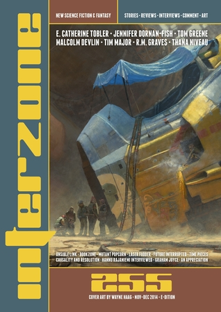 Interzone #255 Nov: Dec 2014  by  TTA Press
