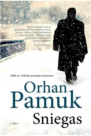Sniegas  by  Orhan Pamuk