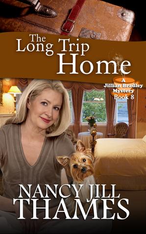 The Long Trip Home (A Jillian Bradley Mystery, #8)  by  Nancy Jill Thames