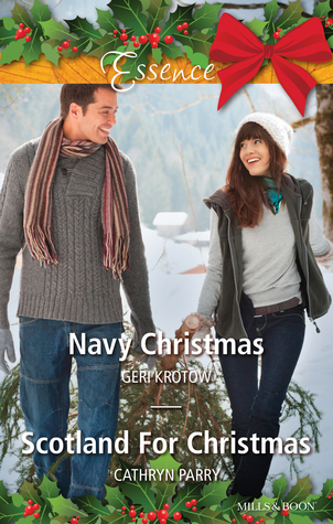 Essence Duo/Navy Christmas/Scotland For Christmas  by  Geri Krotow