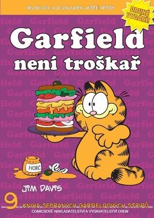 Garfield není troškař (Garfield, #9) Jim Davis