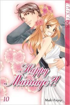 Happy Marriage ?!, (Happy Marriage ?!, #10)  by  Maki Enjoji