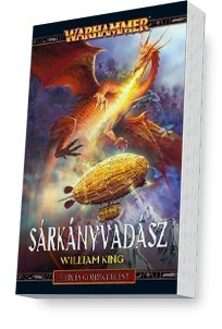 Sárkányvadász  by  William King
