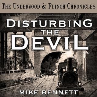 Disturbing the Devil  by  Mike Bennett