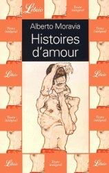 Histoires Damour  by  Alberto Moravia