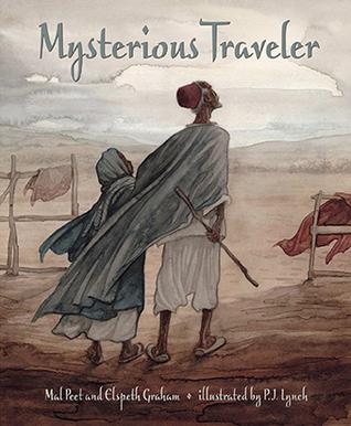 Mysterious Traveler  by  Mal Peet