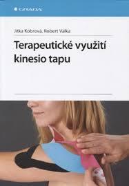 Terapeutické využití kinesio tapu  by  Jitka Kobrová
