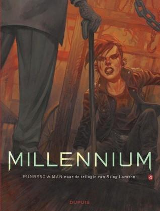 Millennium: 4. De vrouw die met vuur speelde: deel twee  by  Sylvain Runberg