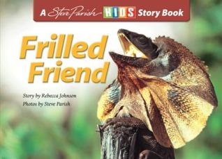 Frilled Friend Rebecca  Johnson