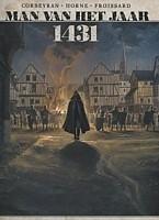 1431: De man die Jeanne dArc verraadde (Man van het jaar, #2)  by  Éric Corbeyran