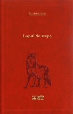 Lupul de stepa  by  Hermann Hesse