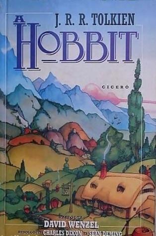 A hobbit – képregény  by  Chuck Dixon