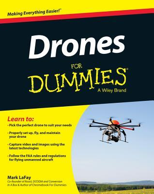 Drones for Dummies  by  John Wiley and Sons