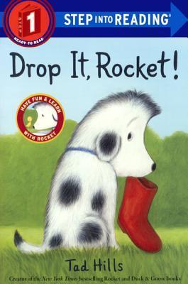 Drop It, Rocket  by  Tad Hills