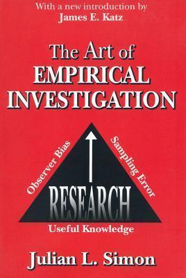 The Art of Empirical Investigation Julian Simon