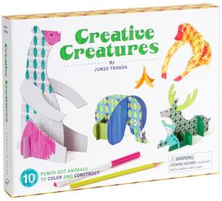 Creative Creatures  by  Junzō Terada