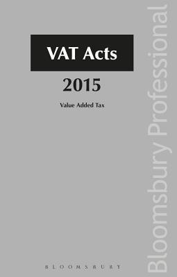 Vat Acts 2015 Pat Kennedy