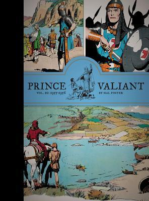 Prince Valiant, Vol. 10: 1955-1956  by  Hal  Foster