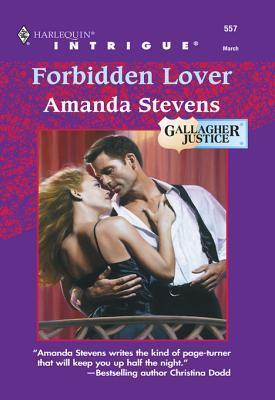 Forbidden Lover  by  Amanda Stevens