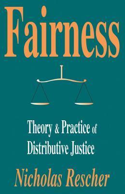 Fairness Nicholas Rescher