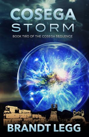 Cosega Storm (Cosega Sequence, #2) Brandt Legg