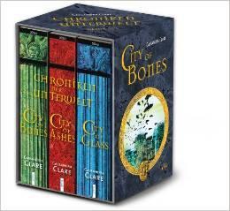 City of Bones / City of Ashes / City of Glass - Chroniken der Unterwelt 01 - 03 Cassandra Clare