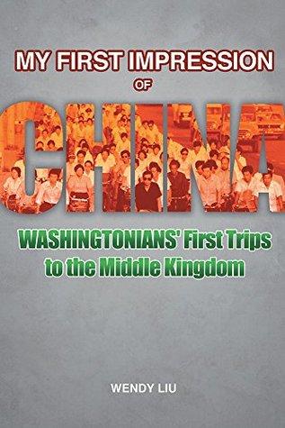 Connecting Washington and China  by  Wendy Liu