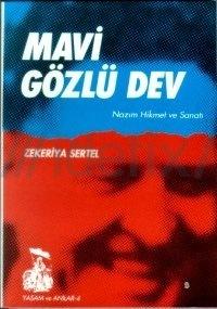 Mavi Gözlü Dev  by  Zekeriya Sertel