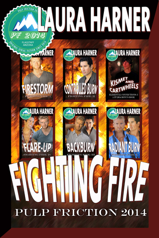 The Fighting Fire Collection: Pulp Friction 2014  by  Laura Harner