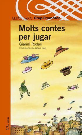 Molts contes per jugar  by  Gianni Rodari