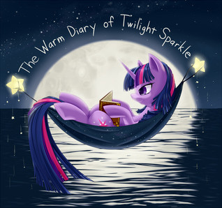 The Warm Diary of Twilight Sparkle  by  Gweat and Powaful Twixie