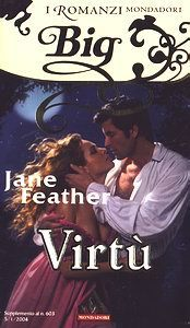 Virtù  by  Jane Feather