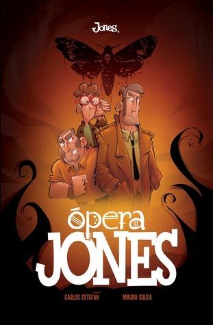 Ópera Jones  by  Carlos Estefan