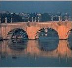 Christo: The Pont Neuf, Wrapped - Paris 1975 - 85  by  Christo