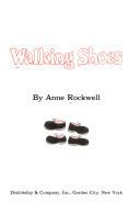 Walking Shoes Anne F. Rockwell