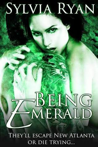 Being Emerald (New Atlanta #3) Sylvia Ryan