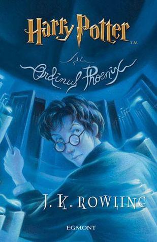Harry Potter si Ordinul Phoenix (Harry Potter, #5) J.K. Rowling