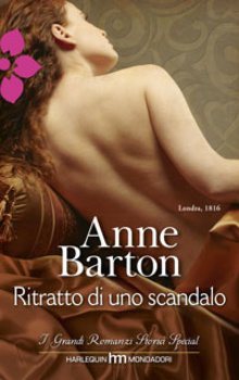 Ritratto di uno scandalo (Honeycote, #2) Anne  Barton