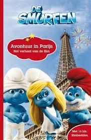 De Smurfen - Avontuur in Parijs  by  J. David Stern