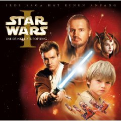 Die Dunkle Bedrohung (Star Wars, #1)  by  Terry Brooks