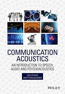 Communication Sound and Voice by Ville Pulkki