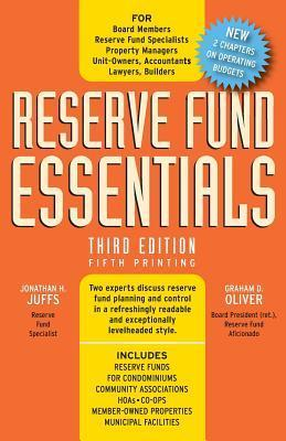 Reserve Fund Essentials  by  Graham D. Oliver