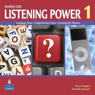 Listening Power 1 Audio CD Bruce Rogers