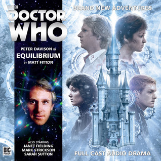 Doctor Who: Equilibrium  by  Matt Fitton