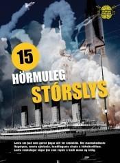 15 hörmuleg stórslys Helgi Hrafn Guðmundsson