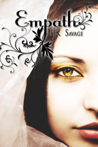 Empath (The Empath Trilogy, #1) H.K. Savage